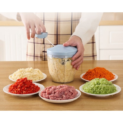 Manual Food and Vegetable Chopper