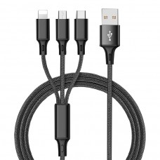 USB Cable 3 In 1