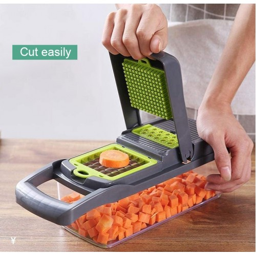 7 in 1 Multifunction Vegetable Cutter and Dicer