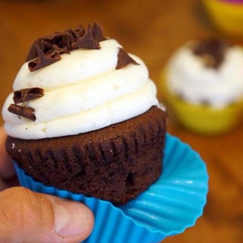 Single Silicone Cupcake Mold