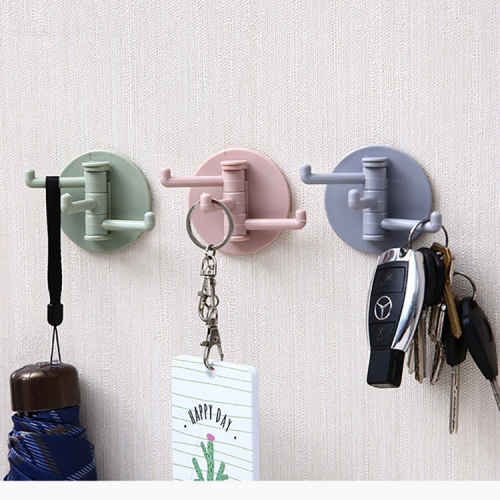 Self Adhesive Utility Hooks for Home, Kitchen and Bathroom